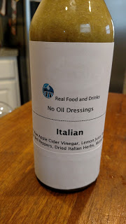 No Oil Dressing