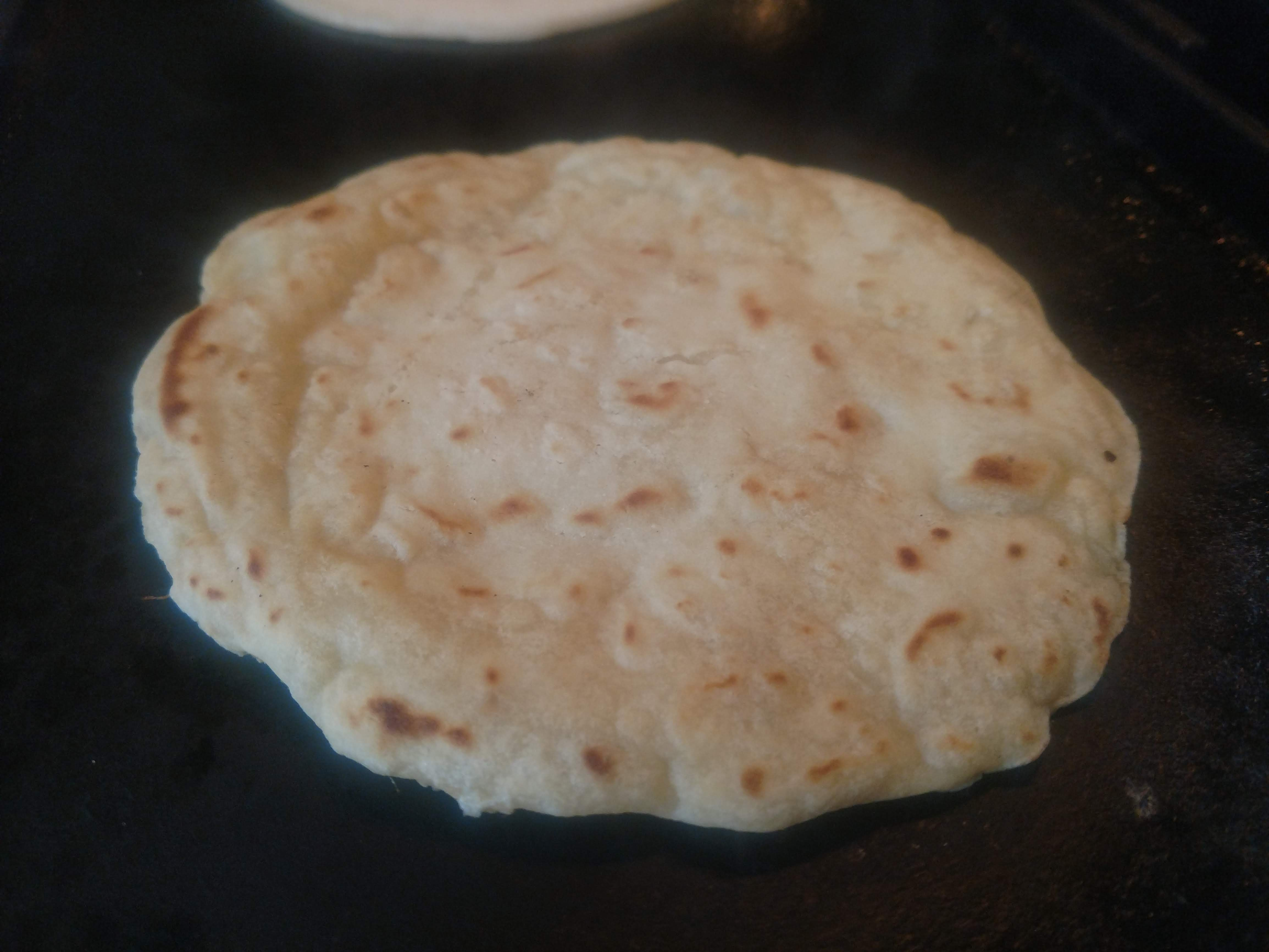 Chickpea Tortillas
