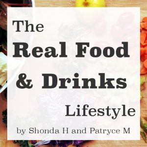 The Real Food and Drinks Lifestyle Podcast Cover Art