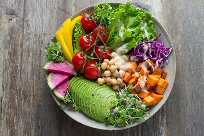 vegan or plant-based