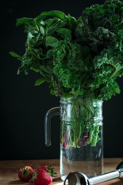 kale bunch salad
