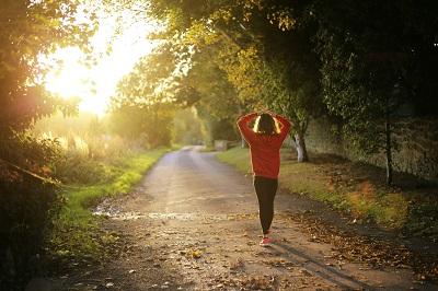Let's get healthy in a good way