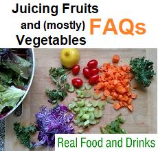 Juicing FAQs