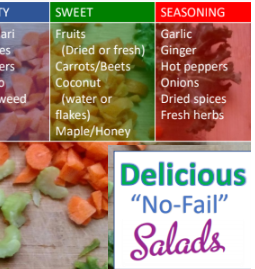 Delicious No-Fail Salad Guide